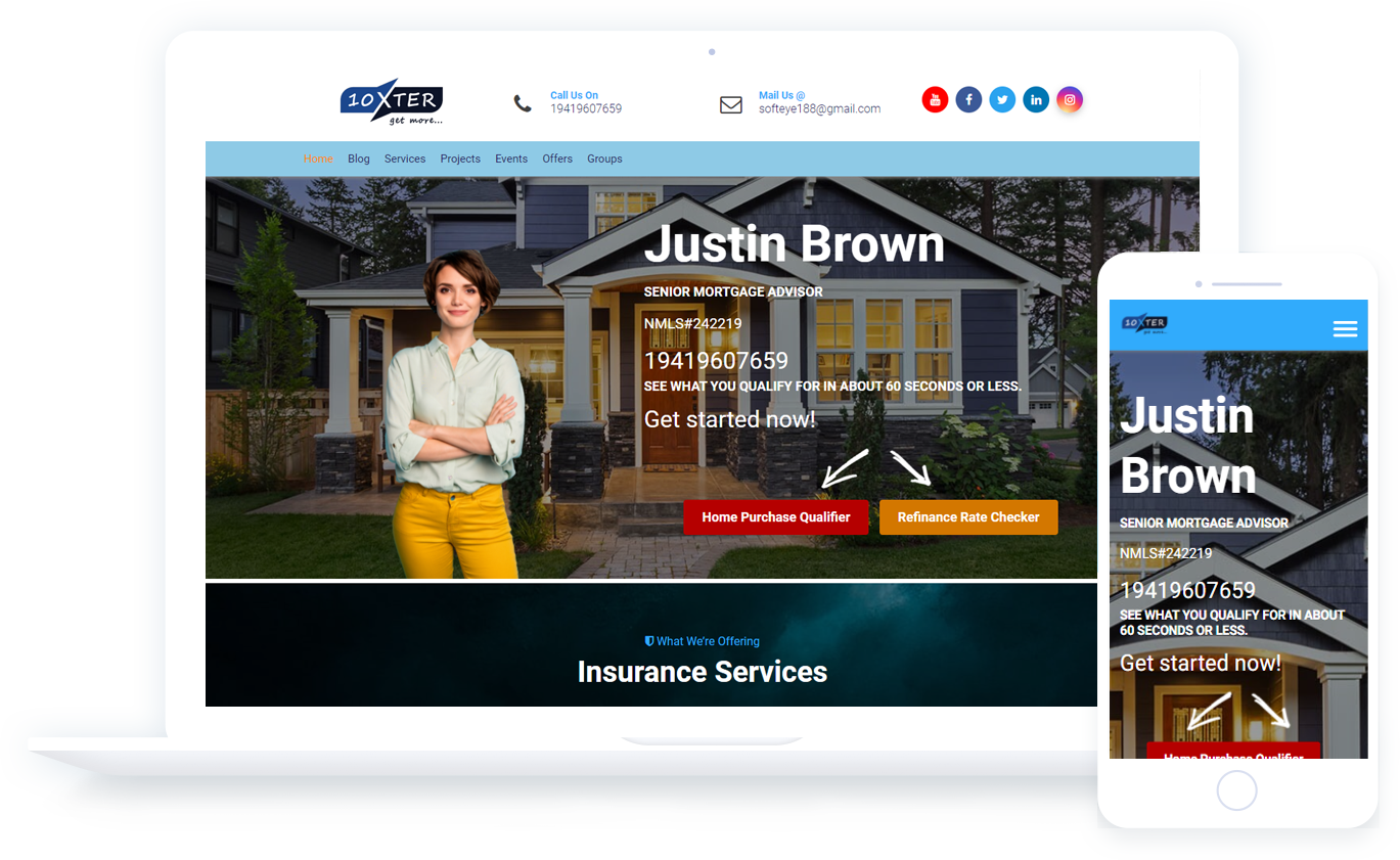 Generate Qualified Insurance Leads